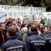 Российским путешественникам, что отдыхают в Грузии, советуют воздержаться от посещения митингов и других массовых предприятий