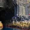 Пещера мелодий или Фингалова пещера — необычайное место в Шотландии, созданное природой