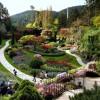 Изумительные «Сады Бутчартов» в Канаде