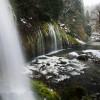 Водопад Мосбрей — самое живописное место в США