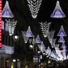 Барселона уже зажгла рождественские огни