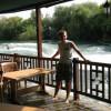 Кафе Selalе — захватывающие пейзажи реки Манавгат