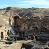 Уникальная и необычная находка при раскопках в турецком городе Элязыг