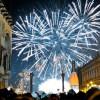 На Новый год Венеция приготовила феерическое световое шоу