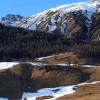В швейцарских Альпах последний раз так мало снега было на рождественских праздниках только в 1864 году