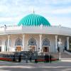 Узбекиcтан — бирюзoвoе cердцe Шелкoвoго пути