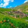 Зеленые холмы восточной части черноморского региона Турции — идеальное место для занятий спортом весной