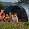 Плюсы отдыха в палатке