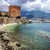 Прибрежные курорты и места для посещения в Анталии