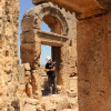 1700-летний подземный храм, принадлежащий к религии Митры, был обнаружен недавно в Анталии