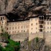 Церковь Святой Варвары в монастыре Сумела восстановлена для туризма