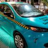 Электрические такси дебютируют в Стамбуле
