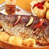 С 1 июня 2017 года на борту  Аэрофлота введено меню русской кухни