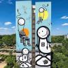Удивительные города с уличным искусством