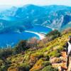Красота Турции привлекает иностранных путешественников-любителей походов