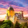 Посетите самый красочный замок Европы: дворец Пена в Португалии