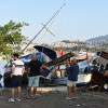«Давай убирайся отсюда» — реакция туристов на землетрясение в Турции и Греции