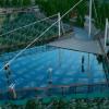 Стеклянная терраса повышает интерес туристов к огромному каньону на западе Турции