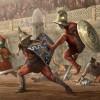 На юге республики проводят гладиаторские бои