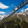Самый длинный в мире висячий мост для пешего пересечения открывается в Альпах Швейцарии