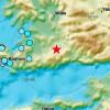 Бодрум вновь потрясло землетрясение