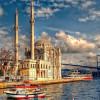 Стамбул — второй по посещаемости европейский город