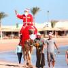 Египет приветствует гостей подарками в аэропорту и возрождает свой рождественский туризм