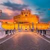 Потрясающие каникулы в Риме
