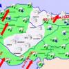 Турция в ожидании ураганов