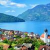 Увлекательная поездка вокруг озера Люцерн в Швеции