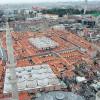Реконструкция крыши Grand Bazaar завершится в апреле