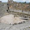 Древний театр в Перге впервые будет восстановлен в своей истории