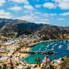 Дикий и чудесный остров Санта-Каталина