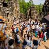 Массовый туризм разрушает достопримечательность ЮНЕСКО — Ангкор-Ват в Камбодже