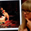 Знаменитая картина Ивана Грозного в Московской галерее испорчена водкой
