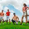 17-й чемпионат мира по гольфу в университете привлекает внимание туристов в Прадере Верде