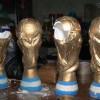 «Торговцы смертью» прячут кокаин в копиях трофеев Кубка мира