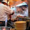 Известная уличная еда в Мехико