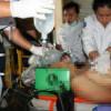 В Таиланде ногу российского туриста изрубило винтом катера