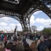 Эйфелева башня провела четверг без туристов из-за забастовки персонала