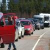Финляндия объявила о запуске системы онлайн-бронирования очереди на пересечение границы с Россией