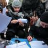 Субботний митинг пострадавших клиентов туроператоров в Петербурге прошел вяло