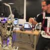 Американцы создали робота с рефлексами не уступающими человеческим (видео)