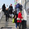Туристам в Венеции выпишут штраф в 500 евро за чемодан на колёсиках
