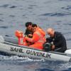 В Турции береговая охрана спасла 10-месячного ребёнка, унесённого в море на надувном матрасе