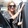 Кейт Мосс улетела из Бодрума в Лондон без билета