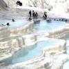 В первом полугодии Памуккале поселило на 7,5% меньше туристов