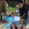 Бешеный слон в Таиланде раздавил погонщика и скрылся в джунглях с российскими туристками на спине