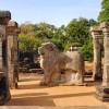 Шри-Ланка: Сад и Королевский дворец Паракрамбаху