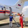 Российский турист с инсультом успешно транспортирован из Антальи